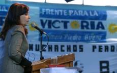 "Cristina Kirchner le exigió a Scioli que ""ponga la cara"" en la toma de Gestamp"