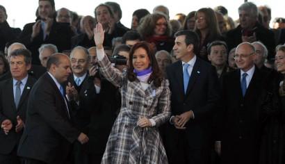 Ahora Cristina anunció que va a negociar con los fondos buitres