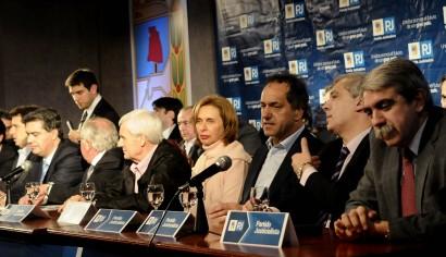 Preocupación de los gobernadores en el PJ por el impacto del caso Boudou