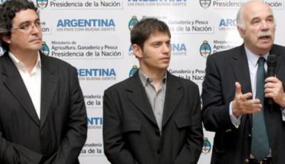 Kicillof quiere a Javier Rodríguez como ministro de Agricultura