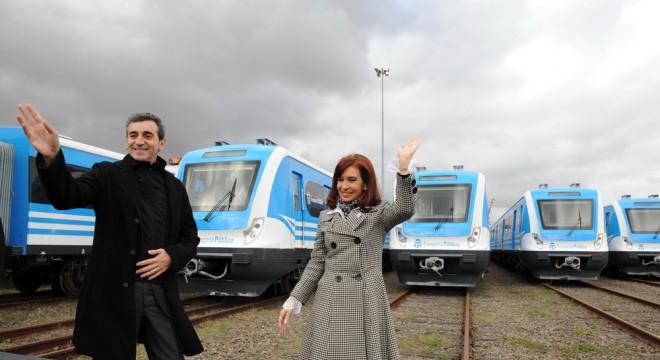 Trenes de Randazzo: Un Robo.