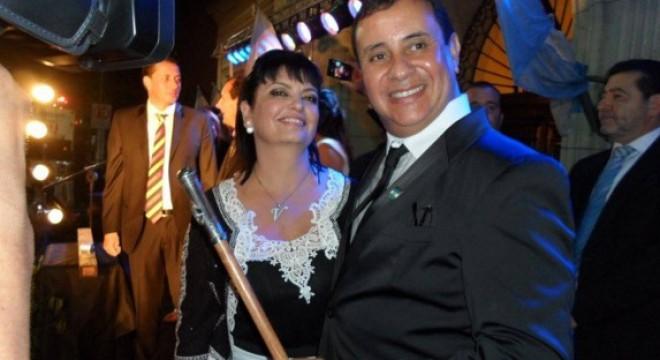 Mauricio Gómez, intendente de San Vicente.
