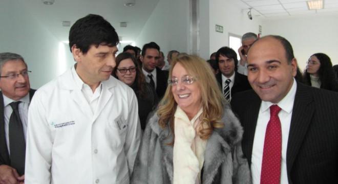 Arnaldo Medina, el ex director del Hospital El Cruce.