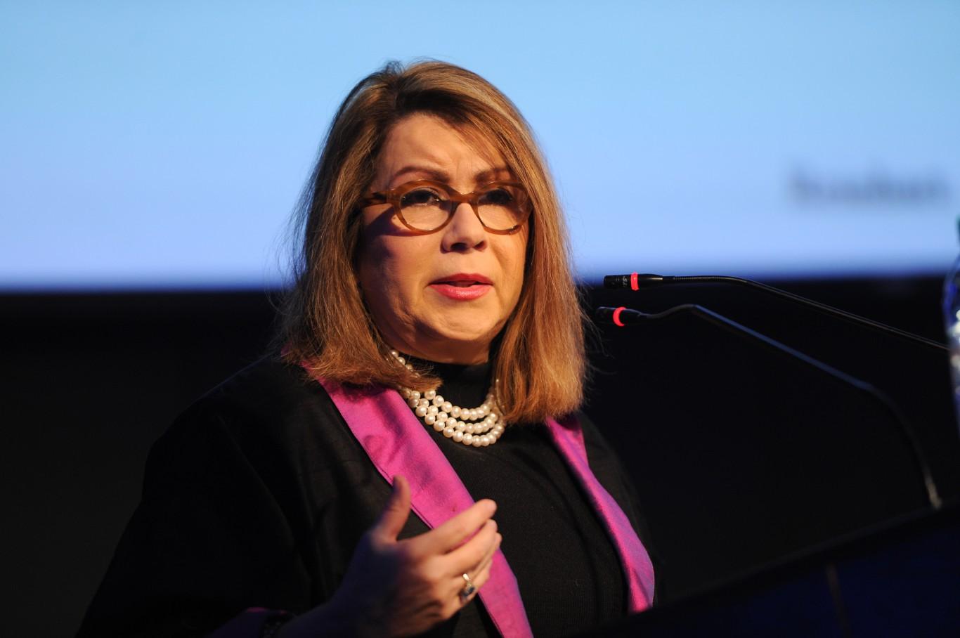 La nueva economista en jefe del Banco Mundial apoya a Guzmán