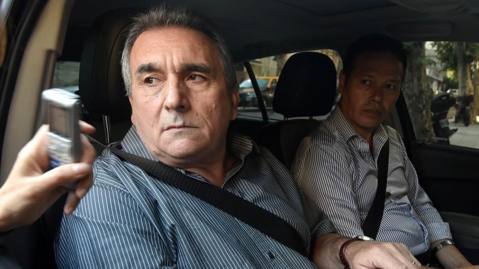 Juan Carlos Schmidt, titular del gremio de Dragado y Balizamiento.