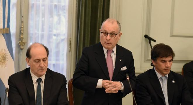 Faurie y Reyser los encargados de destrabar los mercados para el biodiesel argentino.