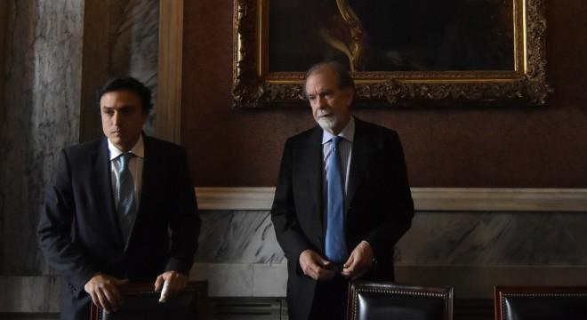El presidente del Banco Nación, Javier González Fraga.