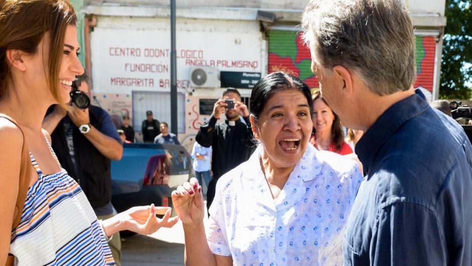 Margarita Barrientos se aleja de Macri y se suma al plan contra el hambre de Alberto