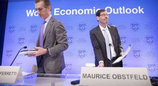 Maurice Obstfeld, Economista Jefe del FMI