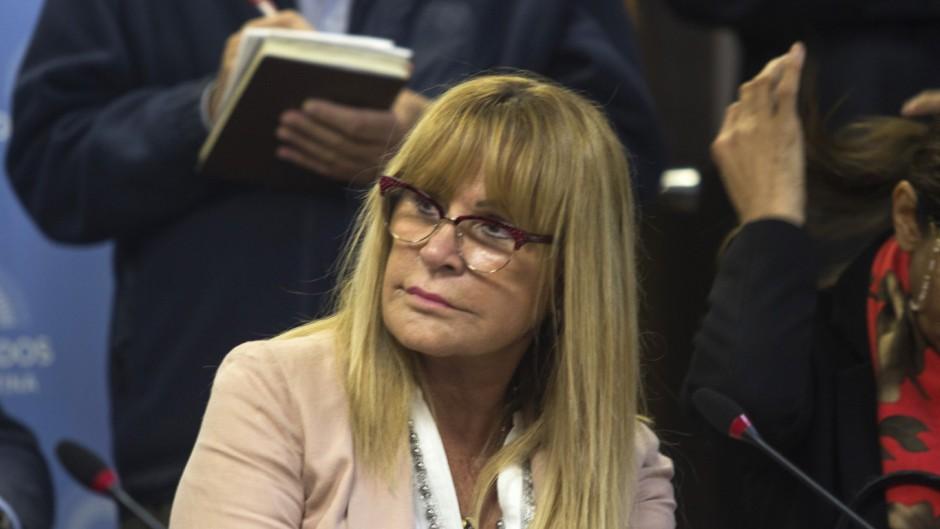 Ordenan anular la prisión preventiva de la diputada Aída Ayala