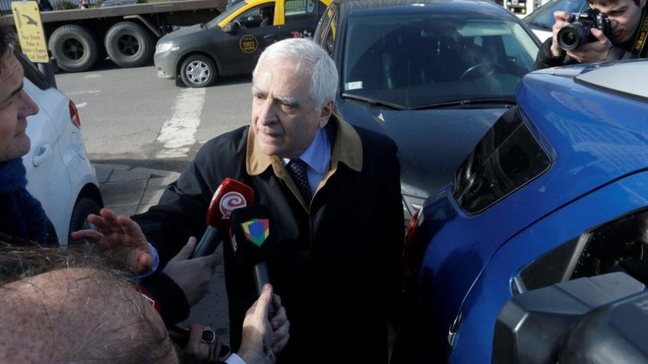 Condenaron a 4 años de prisión al ex titular de la UIA, Juan Carlos Lascurain