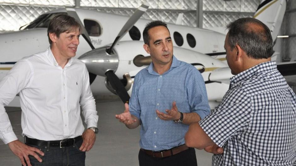 Inversiones aeronáuticas