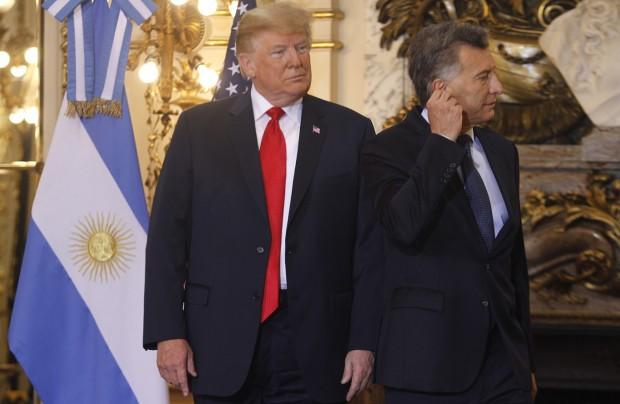 Macri acepta el veto de Trump y da de baja las centrales nucleares de China y Rusia