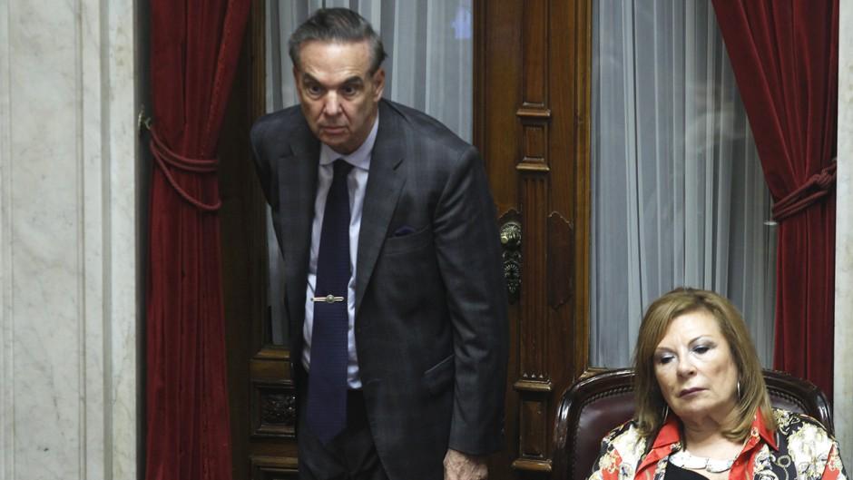 "Pichetto: ""Voy a llamar a los gobernadores"""