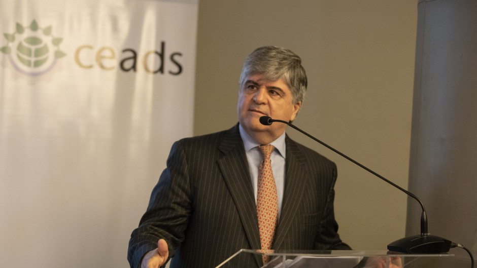 MIguel Gutiérrez, presidente de YPF.