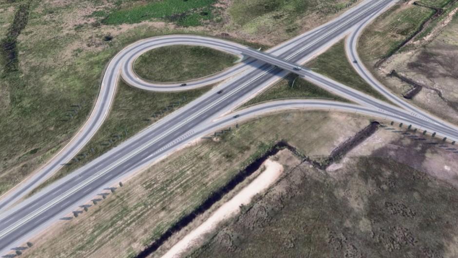 Exclusivo: Construirán la conexión de la autopista a La Plata con City Bell