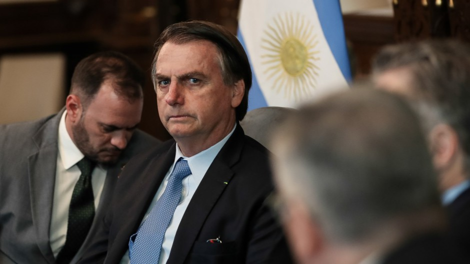Bolsonaro presiona a Macri por la represa hidroeléctrica Garabí