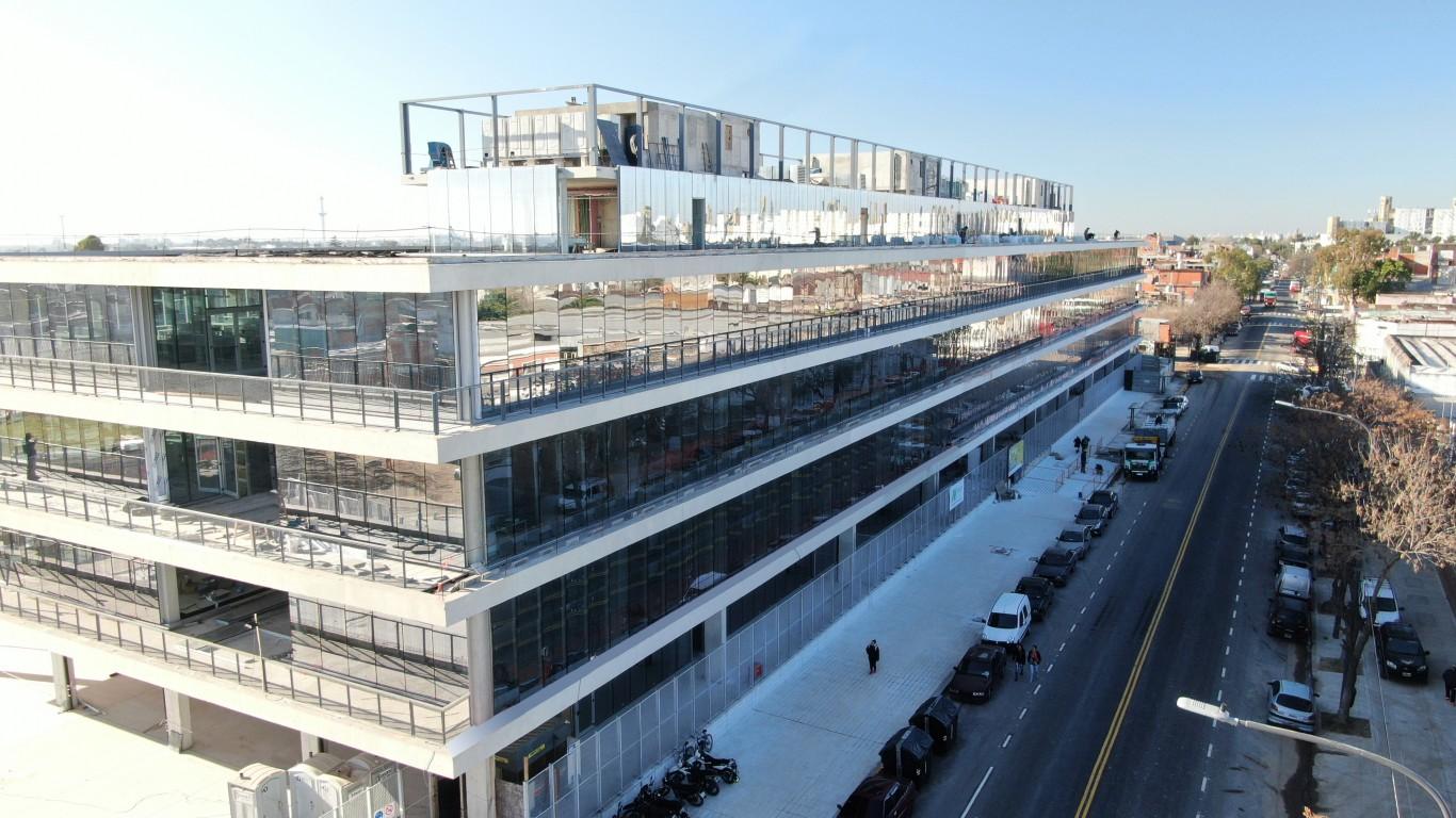 Resultado de imagen para la Ciudad inauguró la nueva sede de Desarrollo Social en Lugano