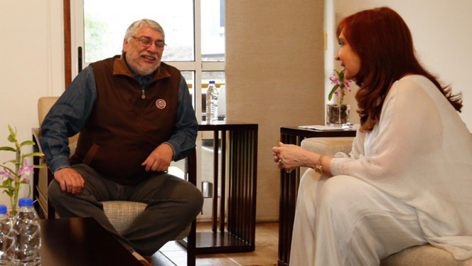 Cristina se reunió con Lugo y quieren impulsar una ola regional que enfrente al neoliberalismo
