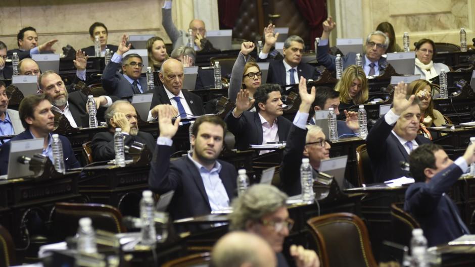 Diputados aprobó la ley de emergencia alimentaria con el voto de Cambiemos