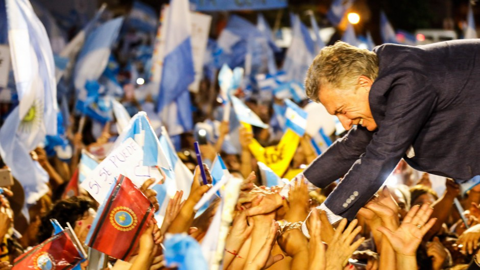 Macri hizo cambiar la fecha de los partidos porque le coincide con su acto en el Obelisco