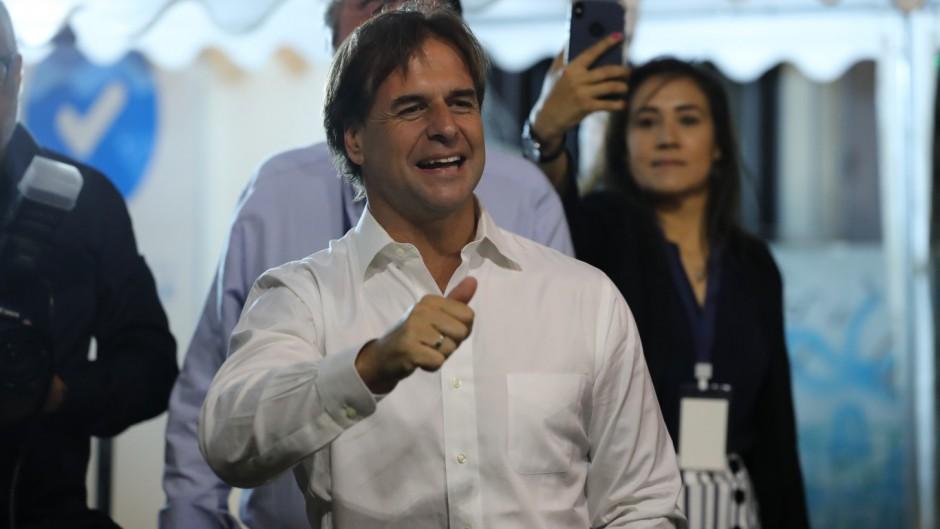La Corte electoral uruguaya confirmó que Lacalle Pou es el nuevo presidente