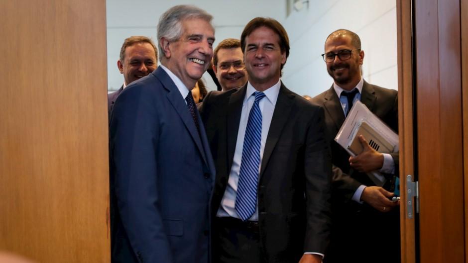 Tabaré desafía a Bolsonaro y pide suspender a Bolivia del Mercosur