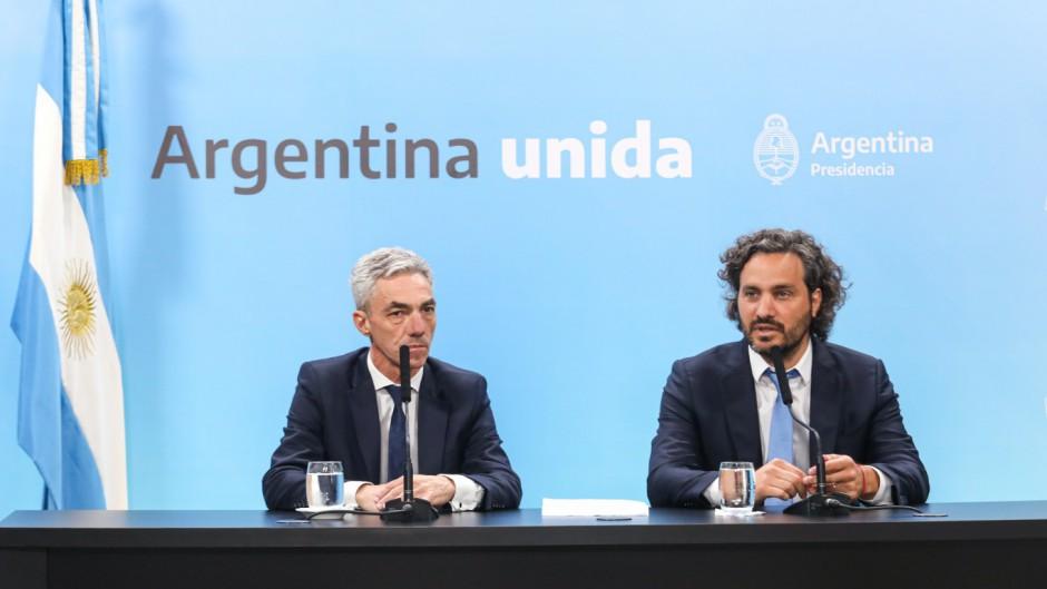 Tras las críticas de Cornejo, Alberto gira $5.000 millones a las provincias por el congelamiento de transporte