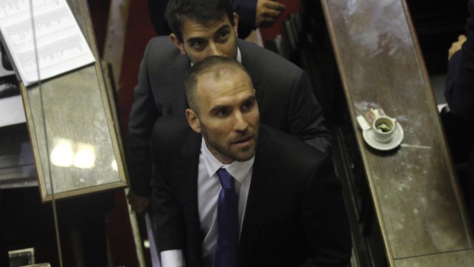 Guzmán eligió a Lazard, HSBC y Bank of America para la reestructuración de la deuda