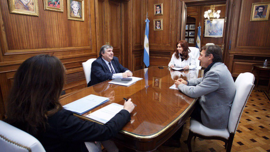 Cristina propone sesiones online con ella sola en el recinto