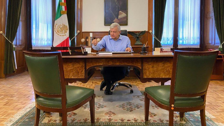 López Obrador cede a la presión de Trump y reabre las fábricas para abastecer a las industrias de EE.UU.