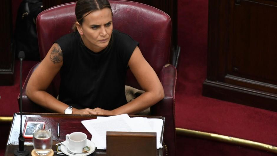 Amalia Granata quiere ser el nexo de los libertarios con Cambiemos