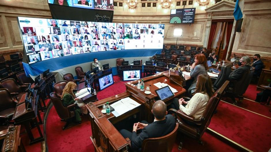 El Senado aprobó la reforma judicial sin la cláusula de Parrilli sobre los medios