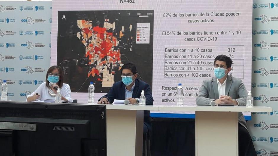 Córdoba ya definió su política de vacunación: será voluntaria y comenzará con un millón de dosis en población de riesgo