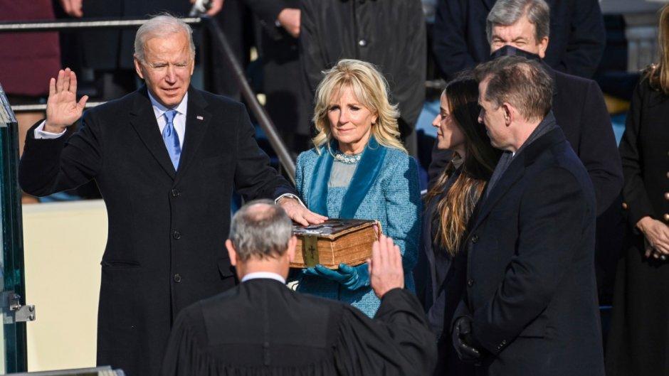 """Asumió Biden: """"Estamos celebrando el triunfo de la democracia"""""""