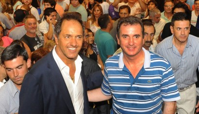 Scioli ya promete a los gobernadores liberarles recursos si es presidente