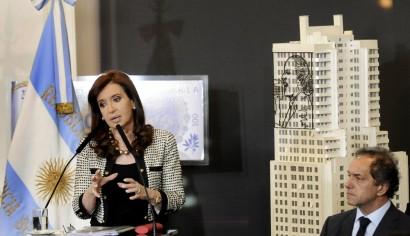 Cristina denunció una conspiración terrorista detrás de Donnelly, pero el fondo buitre es socio en YPF