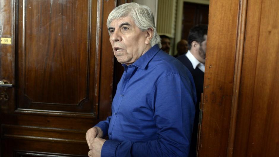 """Moyano apoyó a Alberto Fernández pero dijo que """"falta Massa"""""""